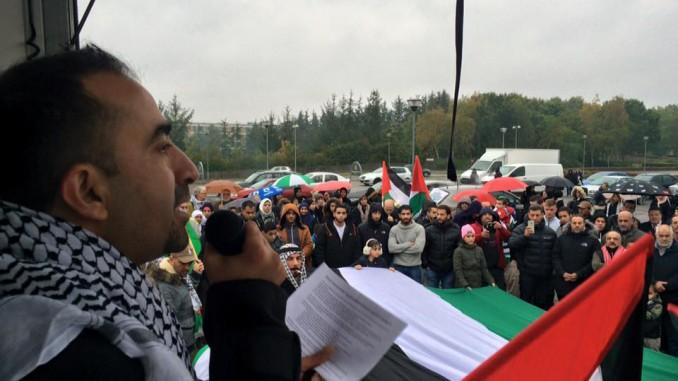 Al Quds dag Volsmose 16. okt 15