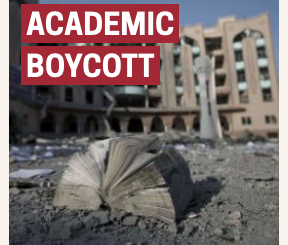 Academic Boycott