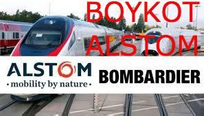 Boykot Alstom