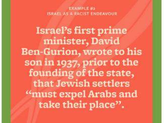 Eks2: Israel-racisme