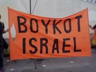 Boykot Israel - Irene og