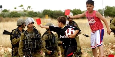 Red-Card-Israel