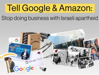 Tell Google Amazon